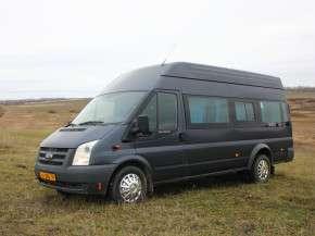 Заказ Микроавтобуса.18 мест
