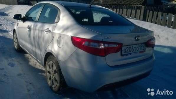 Продам авто КИА РИО 2013г