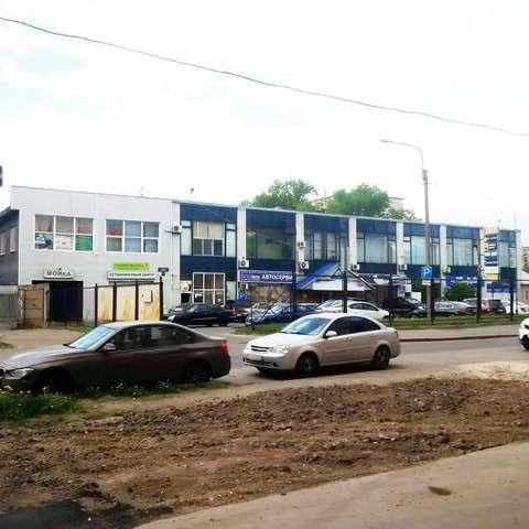 Два здания 1688 кв. м на улице Ольминского