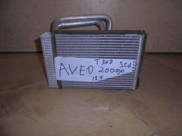 Радиатор Шевроле Авео Т300