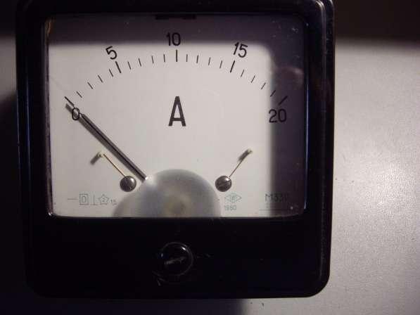 Измерительный прибор Амперметр М330,
