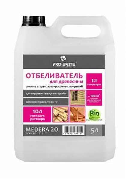 Отбеливатель для древесины Medera 20 Concentrate