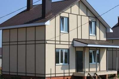 Комплект каркасного дома Альфа плюс дом 100 м