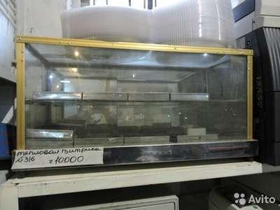 торговое оборудование Тепловая витрина N316 Б/У