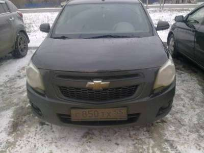 иномарку Chevrolet Cobalt