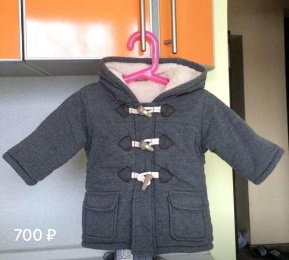 Детское пальто 3-6 месяцев George