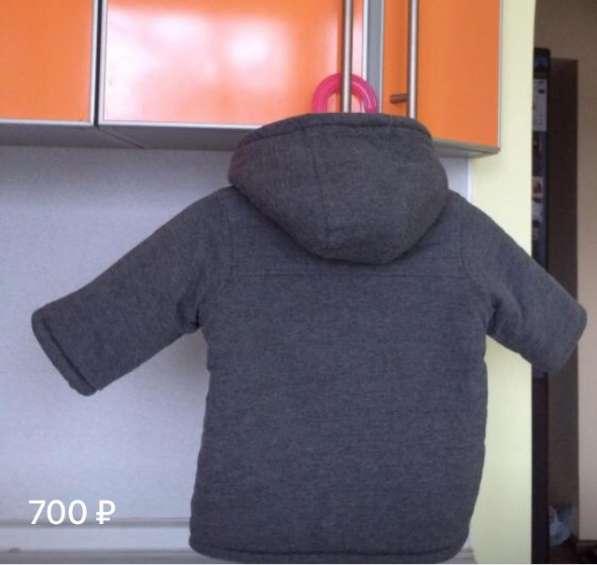 Детское пальто 3-6 месяцев George в Москве фото 4
