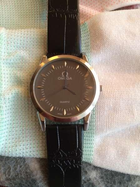 Часы Омега quartz swiss новые в Одинцово фото 3