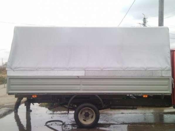Кузова и все комплектующие на ГАЗ 3302, 330202 (удлиненная)