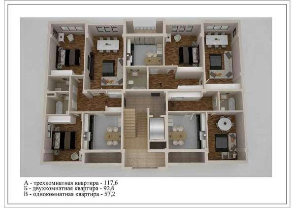 Продаются квартиры 1,2,3 комнатные Казахстан, Атырау в фото 4