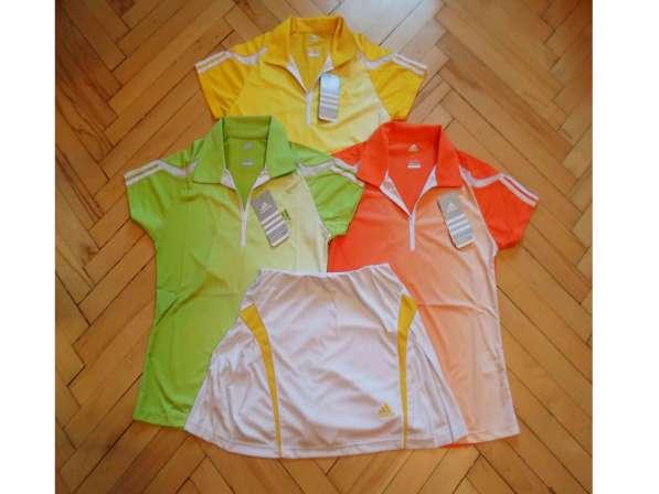 Adiddas костюм для тенниса