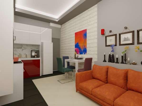 Дизайн- проект в обмен на вашу услугу/товар в Москве фото 10