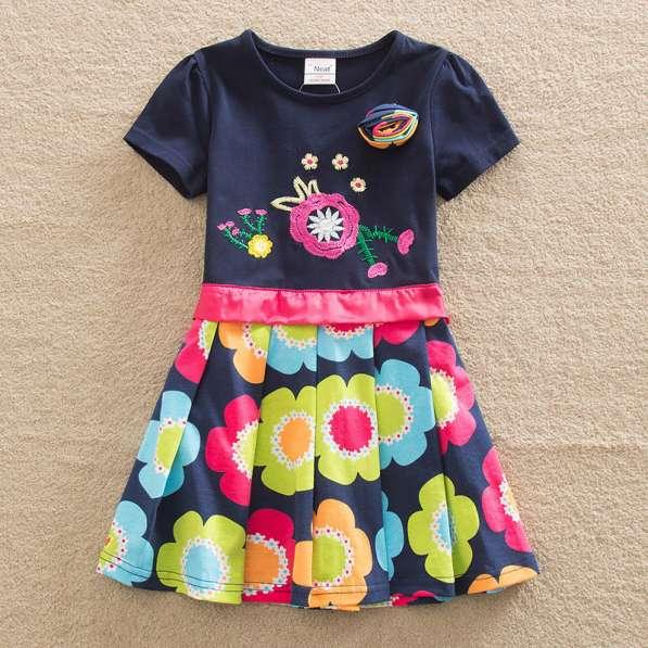 Платье для девочки новое р125