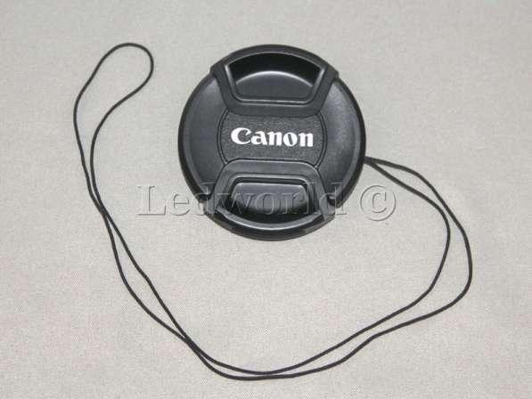 Защитная крышка 58 мм для Canon