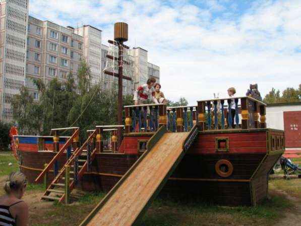 Детские игровые комплексы для детей