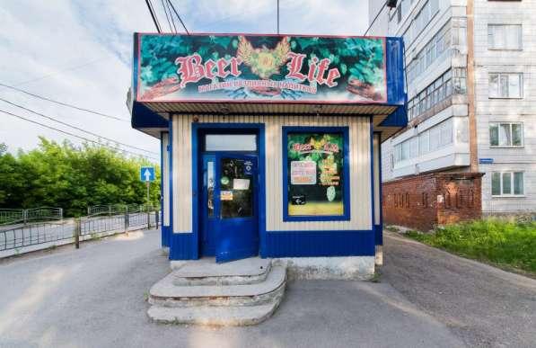 Продам действующий магазин-Бар разливного пиво в Томске фото 3
