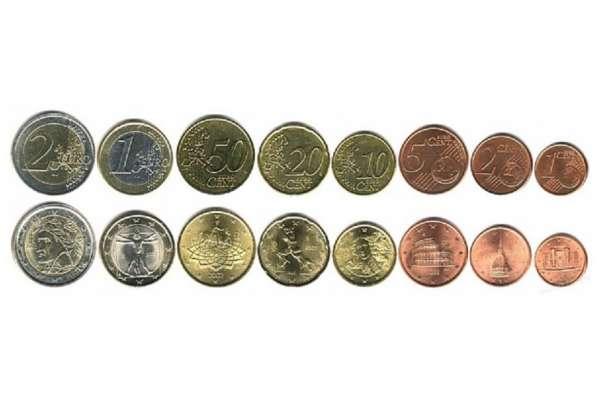Куплю монеты Евро и евро-центы в Санкт-Петербурге в Санкт-Петербурге
