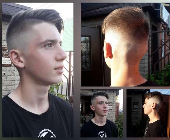 Адрес, 33 года, хочет пообщаться – Мужской парикмахер-барбер в Гамбурге