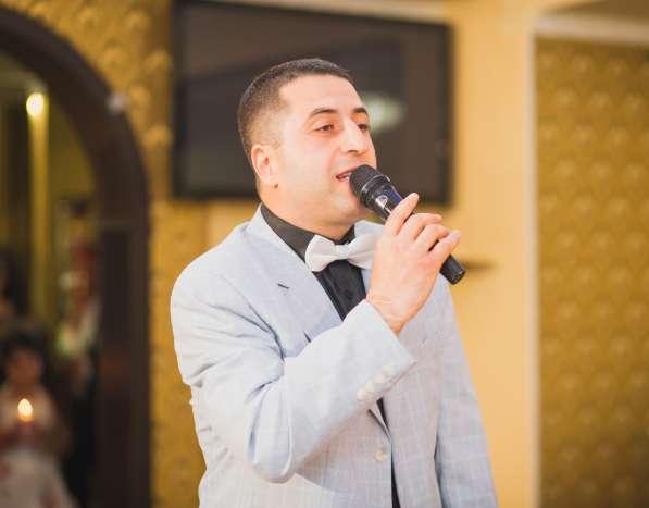 Ведущий, певец и DJ на вашем празднике