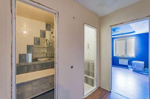 Продается двухкомнатная квартира улучшенной планировки в Екатеринбурге фото 11