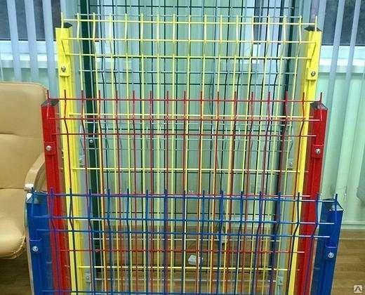 Еврозабор(3D забор)1530х2500х3 мм
