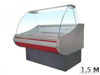 Витрина холодильная, 0. + 7 C, 1.5м