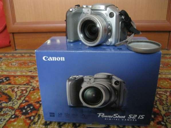 Продам фотоаппарат CANON Power Shot S2 IS