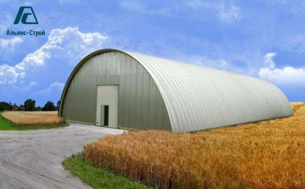 Строительство овощехранилищ в Краснодаре