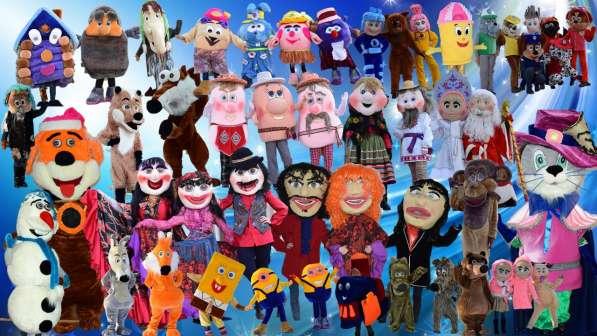 Белорусский игровой театр ростовых кукол