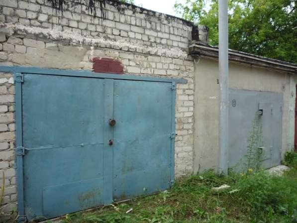 Гараж на ул. Терешковой между школами 22 и 29