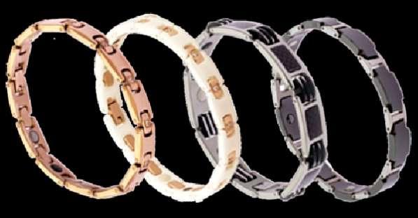 Титановый магнитный браслет тяньши