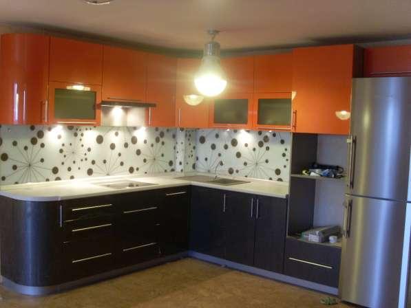 Индивидуальный кухонный гарнитур в Новосибирске фото 12