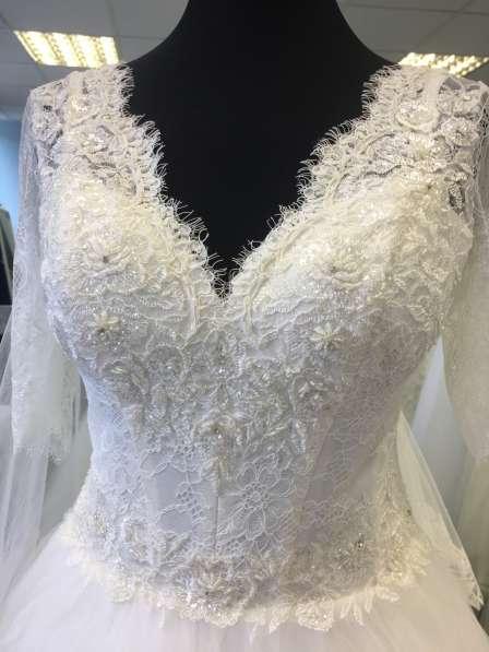 Новое свадебное платье в Москве