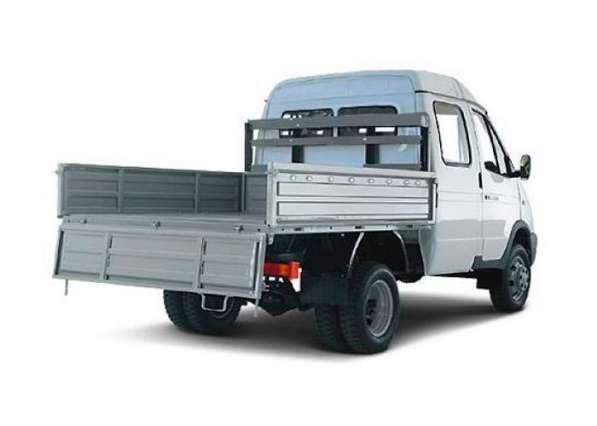 Кузов на ГАЗ 3302