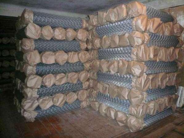 Сетка рабица оцинкованная в Шатуре