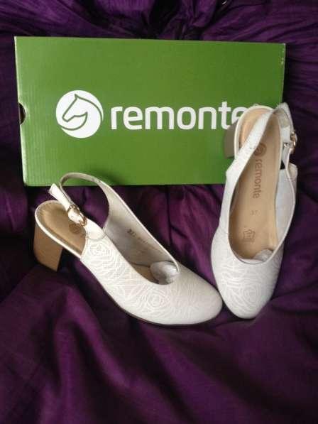 Туфли-босоножки женские Remonte (Ремонте) 37 размер