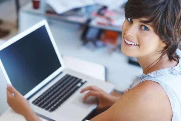 Работа в интернете без вложений, частичная занятость