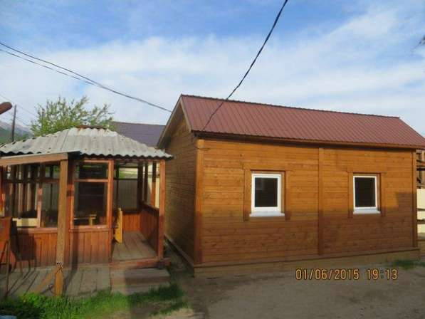 Отдых в Аршане. Гостевой дом Дангина в Иркутске фото 3