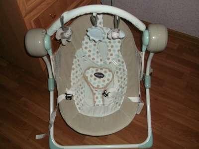 Детское кресло- качели Bebicare