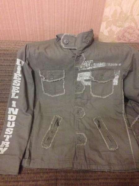 Продам новые куртку и новую толстовку