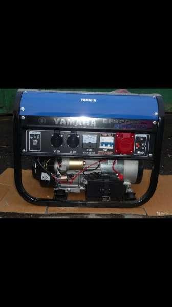 Генератор Yamaha