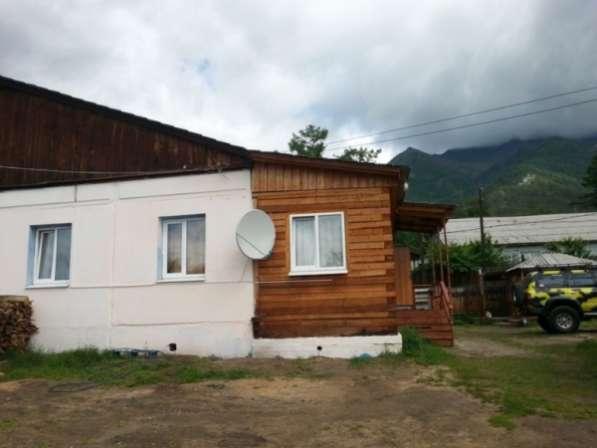 Отдых в Аршане. Гостевой дом Дангина