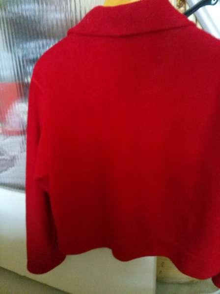 Женский жакет, куртка р-р 44-46,ткань флис, 15,0 руб в фото 4
