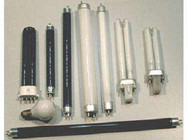 Лампа ультрафиолетовая для полиграфии ЛУФТ 80