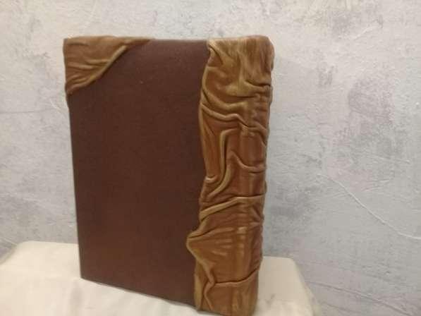 Кожаный ежедневник. Лев. Натуральная кожа. handmade в Барнауле фото 7