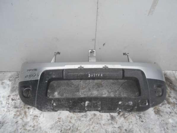 Передний бампер на Renault Duster