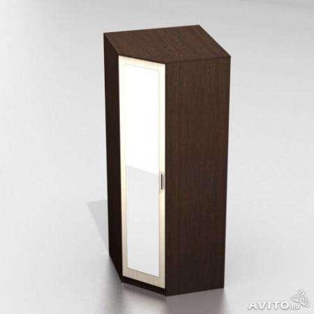 Угловой шкаф Оскар Танго с зерк Доставка бесплатна