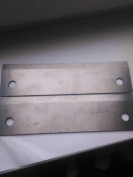 Продам Ножи для дробилок и измельчителей в фото 3