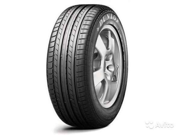 Новые немецкие Dunlop 225/45ZR17 Sport 01A