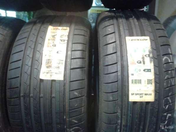 Новый комплект 265 45 20 спортмакс GT данлоп